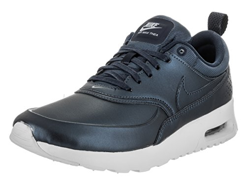 NIKE Women's Air Max Thea SE Running Shoe Mtlc Armory Nvy clearance online many kinds of sale online discount pay with visa visit iRS6B2