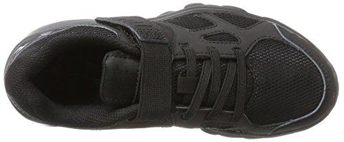 Entrenamiento Zapatillas Ac Ua Armour black Pace Negro De Rn Ps Niños Under Unisex CSpwqFw