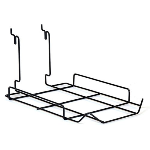 Case of 30 New Retails Slatwall Cap and Hat Rack holds 10 - Hat Slatwall