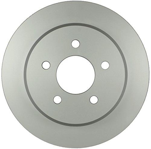 Bosch 20010353 QuietCast Premium Disc Brake Rotor For Ford: 1992-1995 Crown Victoria; Lincoln: 1991-1995 Town Car; Mercury: 1991 Colony Park, 1991-1995 Grand Marquis; Rear