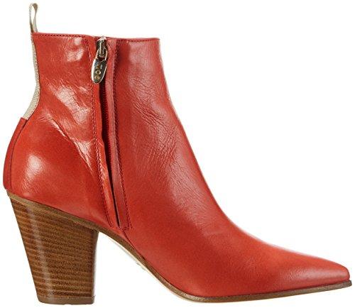 Noe Antwerpen Dame Neena Cowboy Stiefel Rød (papavero) luYs3FqLp1