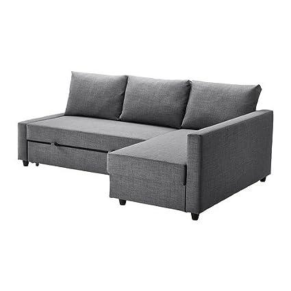 Bon Ikea Sleeper Sectional, 3 Seat, Skiftebo Dark Gray 1226.14829.3830