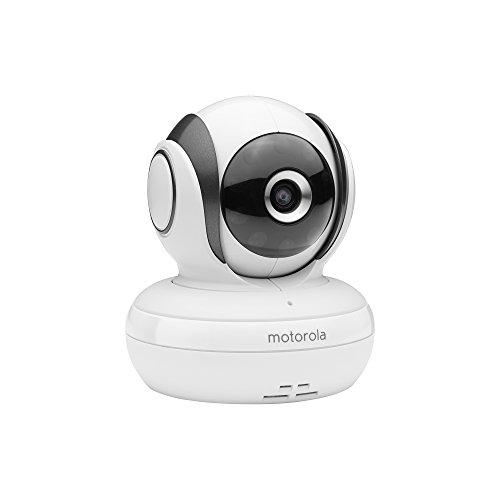 motorola additional camera for motorola mbp33s and mbp36s baby monitors mbp36sbu baby video. Black Bedroom Furniture Sets. Home Design Ideas