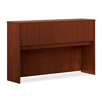 Basyx BL2183 Hutch with Doors - Medium Cherry