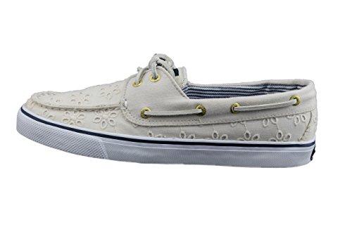 Sperry Bahama 2-Eye Eyelet Ivo/CGNC Bootsschuhe Segelschuhe Sneaker Damen