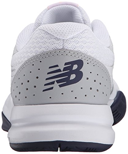 Mujer Tenis New Zapatillas Balance Wc786wn2 Blue White Blanco de wOwXUIrnq