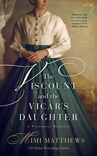 (The Viscount and the Vicar's Daughter: A Victorian Romance)