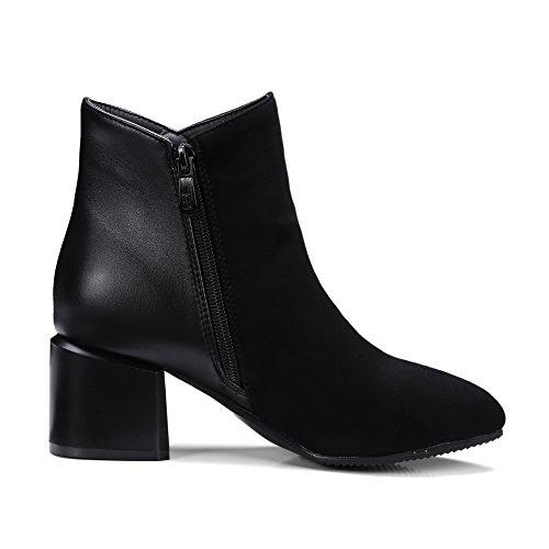 Sxc02400 Compensées Sandales AdeeSu Femme Noir f8wz6dWqwE