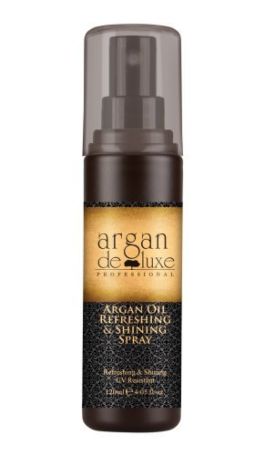 - Argan Deluxe Oil Refreshing & Shining Spray 4fl oz.