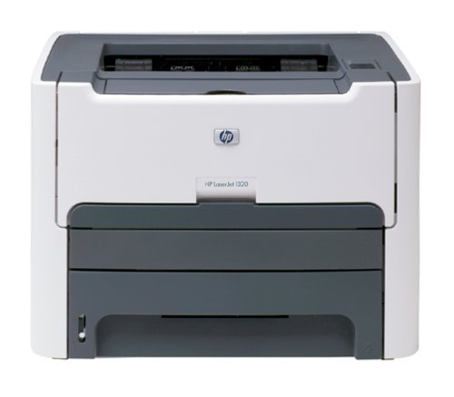 Certified Refurbished HP LaserJet 1320 Q5927A Laser Printer with toner & 90-day Warranty