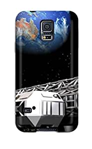 Hot Fashion QkREIvZ1437MXvDT Design Case Cover For Galaxy S5 Protective Case (science Space Fiction )
