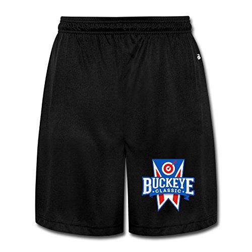 NImao Men's 2016 Buckeye Classic Shorts Sweatpants