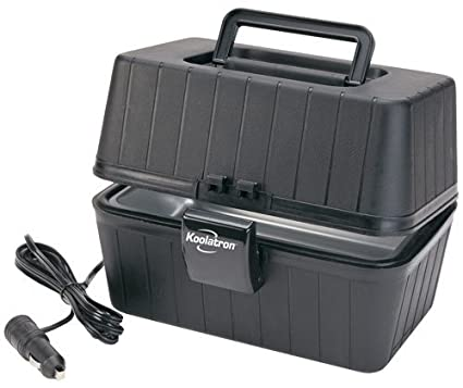 Amazon.com: 🔸Best Choice LBS-01 Black 12 Volt Lunch Box ...