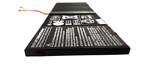 Binger New AP13B8K AP13B3K Replacement Laptop Battery Compatible With Acer Aspire V5 V5-572P V5-572G Notebook (53Wh 3510mAh 15.2V)