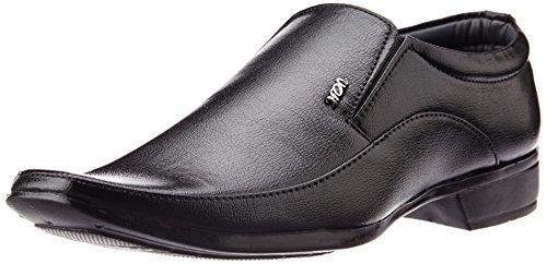Vokstar Men's Black Formal Shoes - 10 UK (V3013)