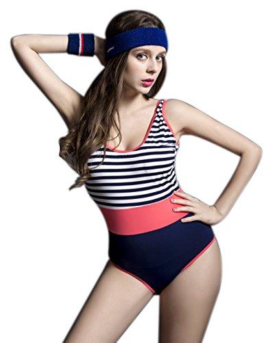yht-women-backless-color-block-pad-one-piece-swimsuit-bathing-suit-monokini-bikini-l-stripe