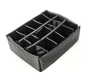 Peli 1515 - Separador y tapa de espuma para cajas Peli 1510, color negro: Amazon.es: Informática