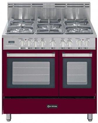 36 double oven range - 9