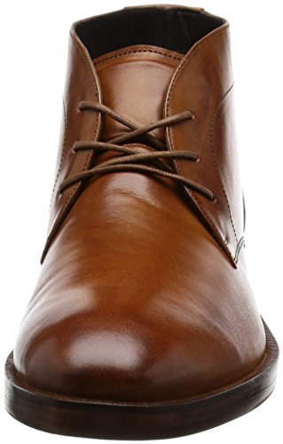 Cole Haan Mens Luft Colton Sadel Oxford Brittiskt Tan