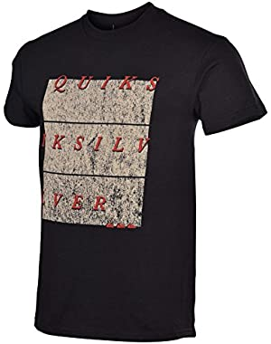 Men's Pusher Graphic T-Shirt-Black
