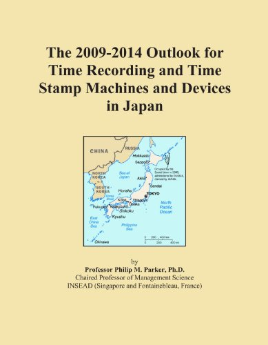 The 2009-2014 Outlook for Time Recording and Time Stamp Machines and Devices in Japan -