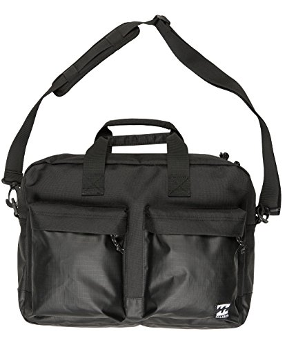 Billabong Office Satchel Herren-Tasche, Stealth, 21 x 16 x 6 cm