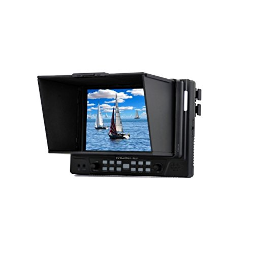 MustHD M702H | 7 Inch 1920x1200 Full HD HDMI Field Monitor by MustHD