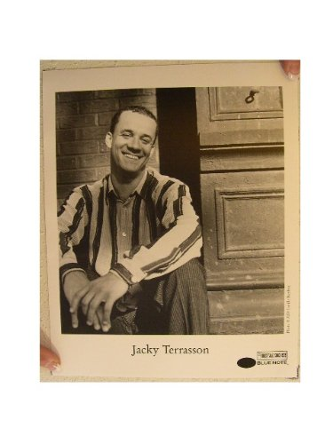 Jacky Terrasson Press Kit and Photo Smile by RhythmHound