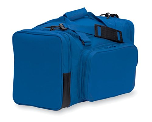 Sassi Designs TEAM Duffel Bag in 3 sizes and 10 colors (20'', Royal) by Sassi Designs