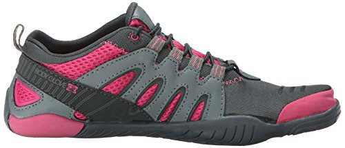 3T Glove Grey Body Pink Body Warrior Glove Barefoot qtxpEgTqw