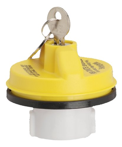 Stant 10511Y E85 Flex Fuel Locking Gas Cap (Fuel Strap Tank Camaro)