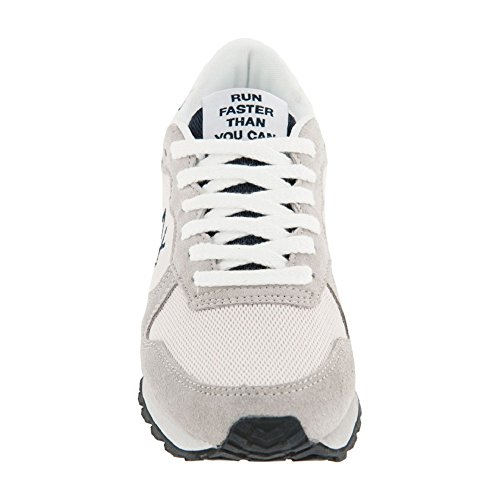 SUN68 , Herren Sneaker 01 Bianco