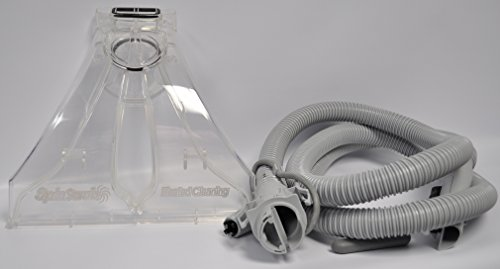 Steamvac Hose Assembly - Hoover 12002699 Vacuum Nozzle Genuine Original Equipment Manufacturer (OEM) part for Hoover