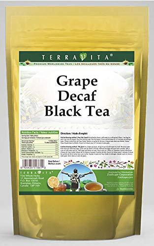 (Grape Decaf Black Tea (25 Tea Bags, ZIN: 540741) - 3 Pack)