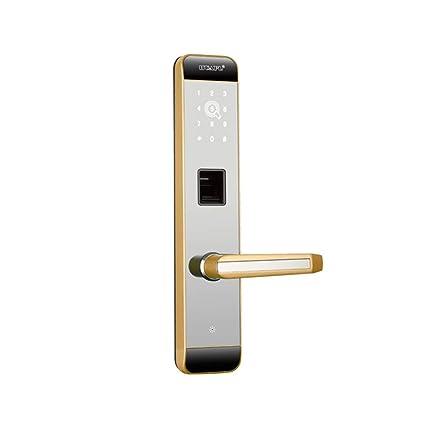 RSTJ-Sjfp Cerraduras Biométricas De La Huella Digital, Contraseña/App/Bluetooth/