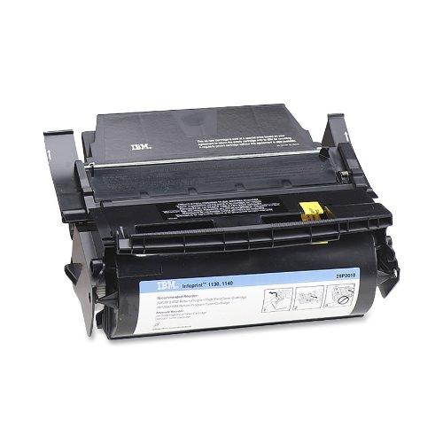 (IBM 28P2010 Toner Cartridge for ibm infoprint 1130 (4530), 1140 (4540), high-Yield, Black)