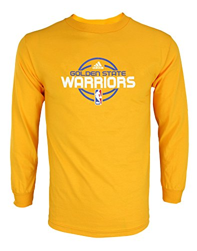 etic Basic Graphic Long Sleeve Tee, Golden State Warriors - Gold #1 ()