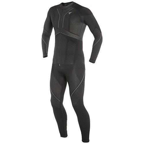 Dainese D-Core Air Motorcycle Race Suit Black (Large) ()