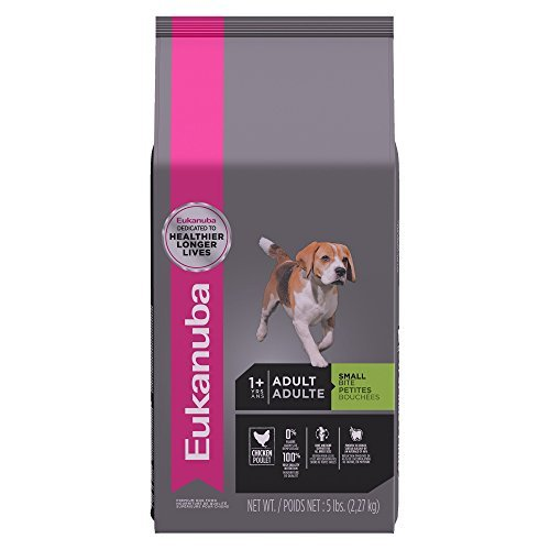 (Eukanuba Small Bite Adult Dog Food, 5 lbs. by Eukanuba)