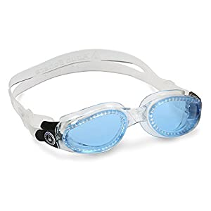 Aqua Sphere Kaiman Swim Goggle, Made In Italy