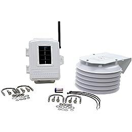 Davis Instruments 6382 Wireless Solar-Powered Temperature/Humidity Station