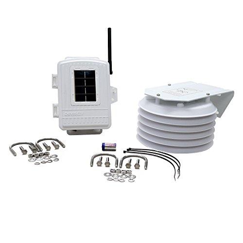 Davis Instruments 6382 Wireless Solar-Powered Temperature/Hu