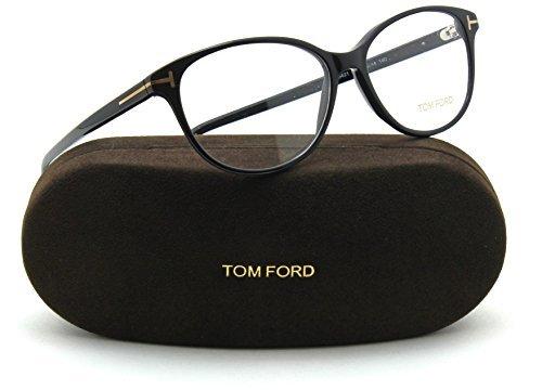 Tom Ford FT 5421 Women Cat-Eye RX - able Eyeglasses 001, - Glasses Cat Ford Tom Eye Prescription