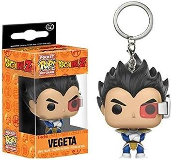 Amazon.com: Llavero de juguete Dragon Ball Son Goku Vegeta ...