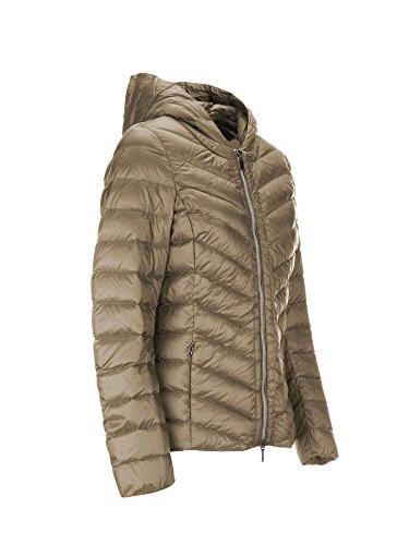 Jacket Down T2412 Gold W7425B Geox Women 52 qU01vfw
