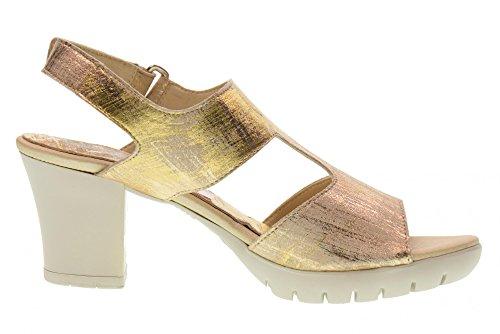 CallagHan 98111 Sandalia Mujer Oro