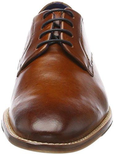 Daniel Hechter Mannen 811429011100 Derby Bruin (cognac)