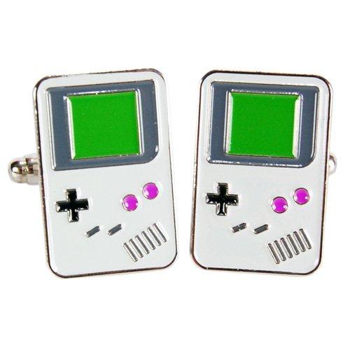 Boutons de Manchette Nintendo Cufflinks Game Boy