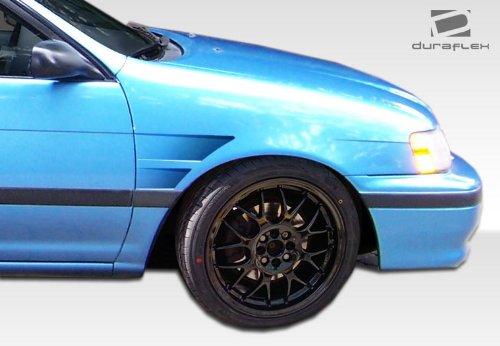 Gt Concept Fenders Duraflex (1991-1994 Toyota Tercel Duraflex GT Concept Fenders - 2 Piece (Overstock))