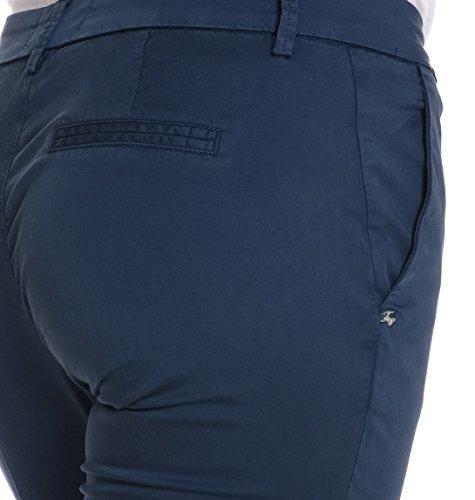 Fay Pantaloni Uomo NTW8634530TGUPU801 Cotone Blu